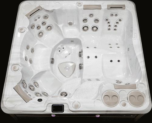 Hydropool 790 - Udendørs spa
